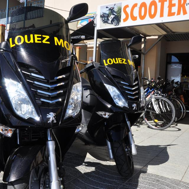 Location Scooters
